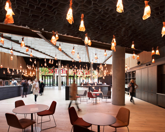 Bridge_Theatre_2492_Philip__Vile_PRESSIMAGE_5 93-Building Shortlist Announced for 2018 RIBA London Awards Architecture