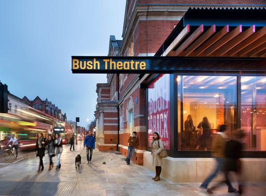 Bush Theatre / Haworth Tompkins. Image © Philip Vile