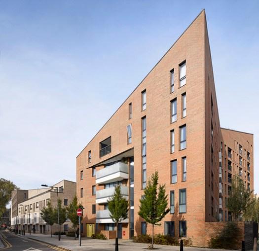 Mildmay / Feilden Clegg Bradley Studios & Matthew Lloyd Architects. Image © Will Pryce
