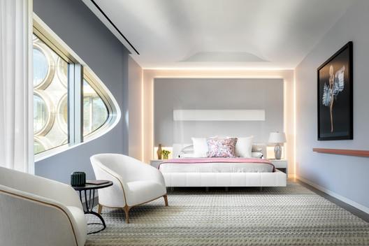 ZHA_520W28St_Unit20_%C2%A9SFrances_03 520 West 28th / Zaha Hadid Architects Architecture