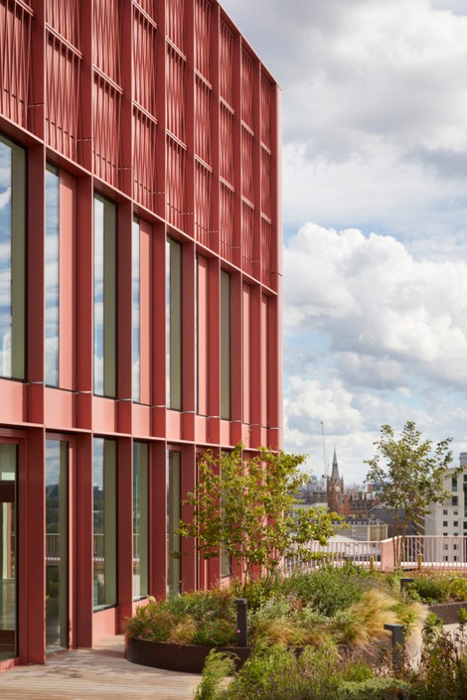 R7, Kings Cross / Duggan Morris Architects. Image © Jack Hobhouse