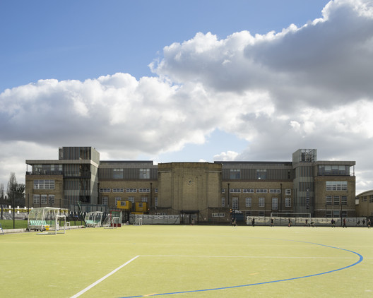 Streatham_and_Clapha_2783_Anthony__Coleman_PRESSIMAGE_3 93-Building Shortlist Announced for 2018 RIBA London Awards Architecture