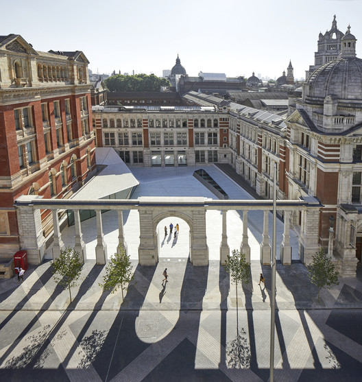 Victoria_and_Albert__2139_Hufton__Crow_PRESSIMAGE_1 93-Building Shortlist Announced for 2018 RIBA London Awards Architecture