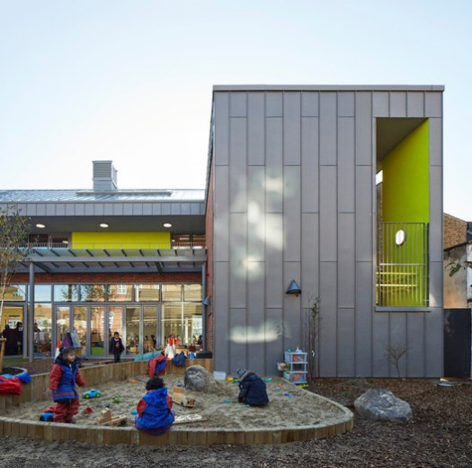 Sandringham Central at Sandringham Primary School / Walters & Cohen Architects. Image © Walters & Cohen Architects