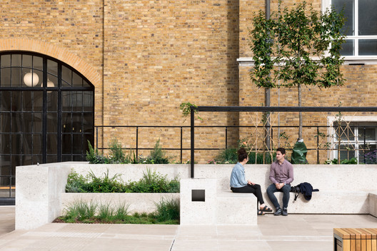 Wilkins_Terrace_2571_Ben_Blossom_PRESSIMAGE_4 93-Building Shortlist Announced for 2018 RIBA London Awards Architecture
