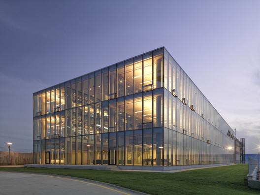 02-PANEL_02-1 Dogus Technology Center / ERA Architects Architecture
