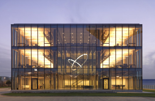 03-PANEL_02-2 Dogus Technology Center / ERA Architects Architecture