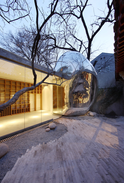 """_MG_9940_by_ShuHe Ma Yansong: """"Some People May Say My Work Is Futuristic, But I See It as Traditional"""" Architecture"""