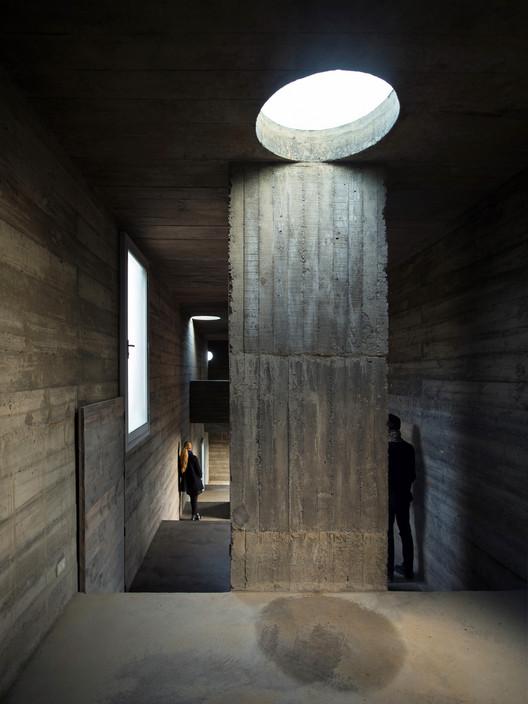 PVE_LOBA_INT_03_S Loba House / Pezo von Ellrichshausen Architecture