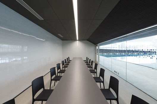UBC08 UBC Aquatic Centre / MJMA + Acton Ostry Architects Architecture