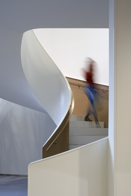 Prince_Claus_Conservatory_stairs Prince Claus Conservatory / BDG Architects Architecture