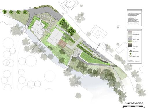 42315-main_2263-2_42315_sc_v2com Visitor Center for Seigneurie-des-Aulnaies / Anne Carrier architecture Architecture