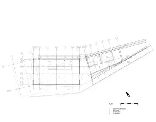 42329-main_2263-2_42329_sc_v2com Visitor Center for Seigneurie-des-Aulnaies / Anne Carrier architecture Architecture