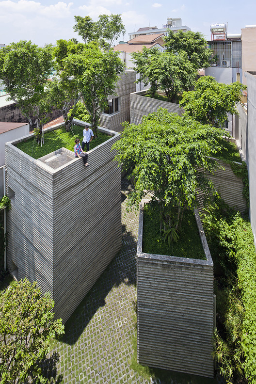 01_birdview Why Designing a Person's Home is the Most Challenging, Thrilling Task an Architect Can Face Architecture