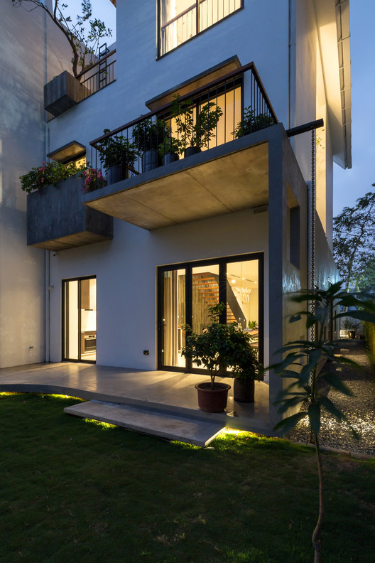 HP6_exterior_02 HP6 House / AHL architects Architecture