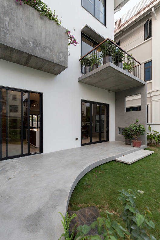 HP6_exterior_04 HP6 House / AHL architects Architecture