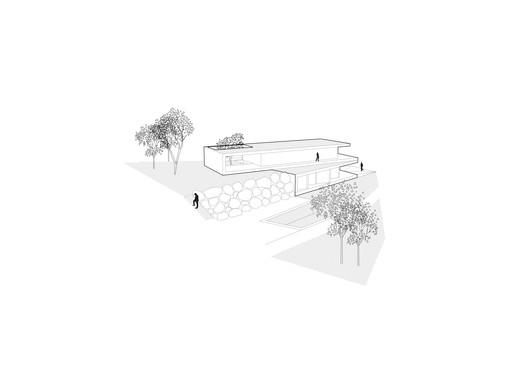 AXO_1 Holm Oak's House / Aranguren&Gallegos Arquitectos Architecture