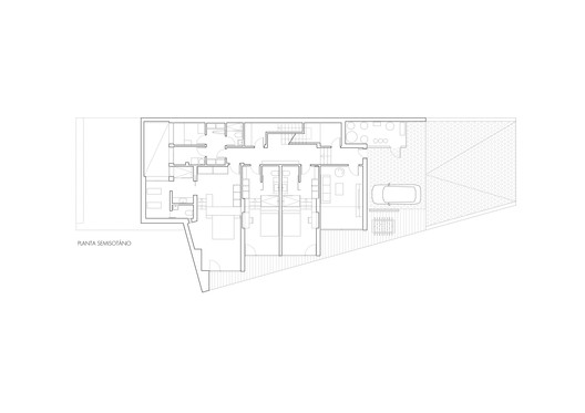 PLANTA_BAJA Holm Oak's House / Aranguren&Gallegos Arquitectos Architecture