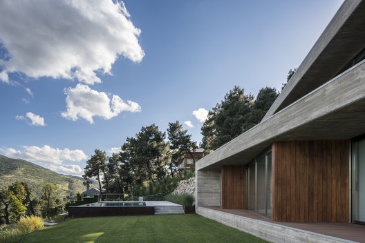 JG615ESCORIAL_42 Holm Oak's House / Aranguren&Gallegos Arquitectos Architecture