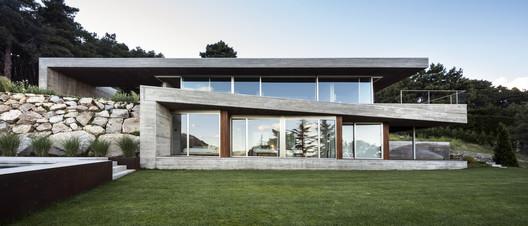 JG615ESCORIAL_54 Holm Oak's House / Aranguren&Gallegos Arquitectos Architecture
