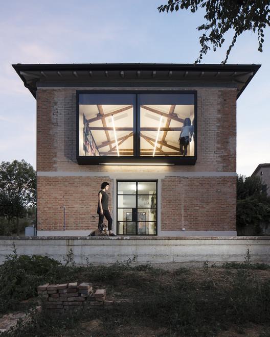 003 Francesca Pasquali Archive / Ciclostile Architettura Architecture