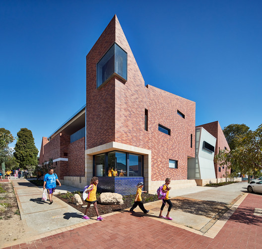 171109_Highgate_PS_0287_0290 Highgate Primary School / iredale pedersen hook architects Architecture