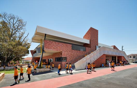171109_Highgate_PS_1992 Highgate Primary School / iredale pedersen hook architects Architecture