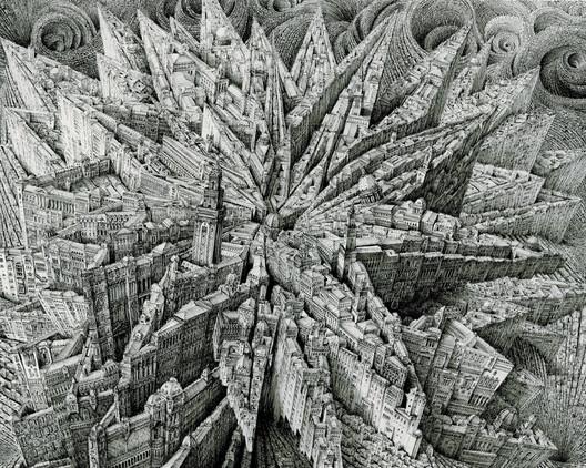 Opus of Time. Image © Benjamin Sack