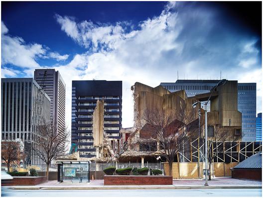 Mechanic Theatre, Baltimore, MD. Image © Matthew Carbone