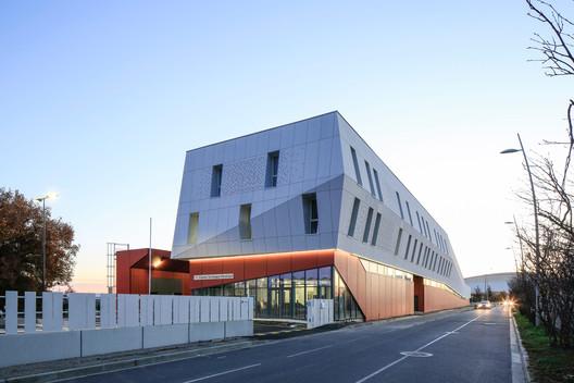 Centre_Technique_Blagnac_PaulKozlowski-(6) Technical Center of Blagnac / NBJ architectes Architecture