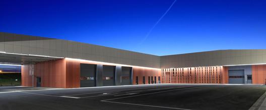 Centre_Technique_Blagnac_PaulKozlowski-(10) Technical Center of Blagnac / NBJ architectes Architecture