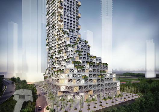Courtesy of rgg Architects