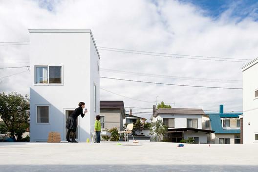 Kumagai House / Hiroshi Kuno + Associates. Courtesy of  Hiroshi Kuno + Associates