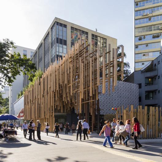 Japan House São Paulo / Kengo Kuma & Associates. Image © FLAGRANTE