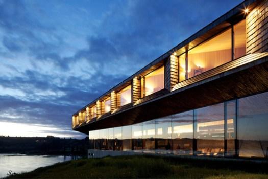 Tierra Chiloé Hotel / Mobil Arquitectos. Image © Nico Saieh