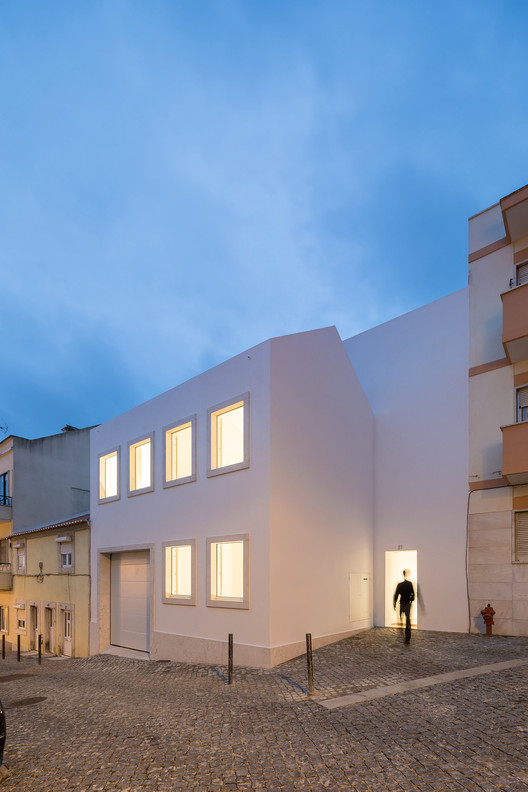 PHDDAjuda1067 House Brotero / phdd arquitectos Architecture