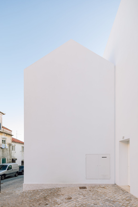 PHDDAjuda2305 House Brotero / phdd arquitectos Architecture