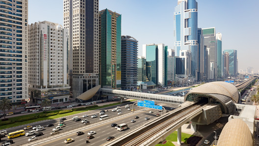 Sheikh Mohammed Bin Zayed Road