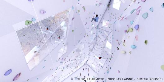 © Sou Fujimoto, Nicolas Laisné and Dimitri Roussel