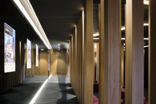 ic_cupa_10 CUPA Pizarras Showroom / Iván Cotado Diseño de Interiores Architecture