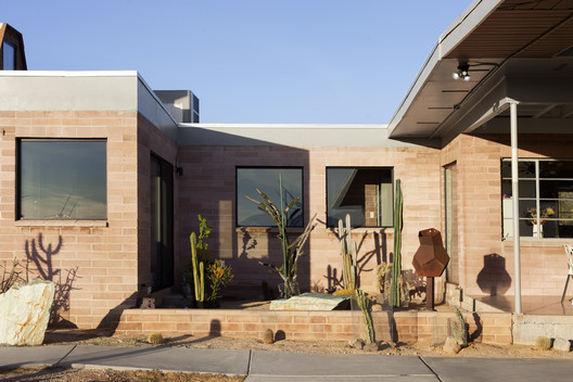 dome_023 Palm Springs Dome House / Pavlina Williams Architecture