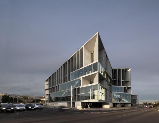 02.PALMA_2017_05_16_155-1_Juan_Rodriguez_%E2%88%8Ffotos Congress Palace and Hotel in Palma de Mallorca / Francisco Mangado Architecture
