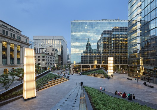 094-Perkins_Will_Bank_of_Canada_Exteriors Bank of Canada Headquarters Renewal / Perkins+Will Architecture