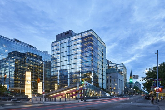 104-Perkins_Will_Bank_of_Canada_Exteriors Bank of Canada Headquarters Renewal / Perkins+Will Architecture