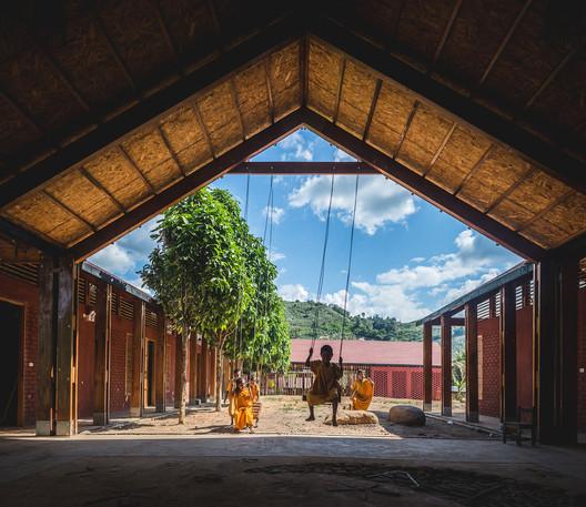 09_JM_HIpub New Jerusalen de Miñaro Primary School / Semillas Architecture