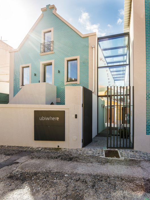 13 Ubiwhere's Headquarters / Ubiwhere Architecture