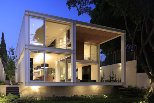 _ML_2212 Studio House KSG / Hernández Silva Arquitectos Architecture