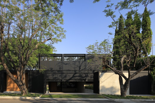 _ML_2246_OPC_1 Studio House KSG / Hernández Silva Arquitectos Architecture