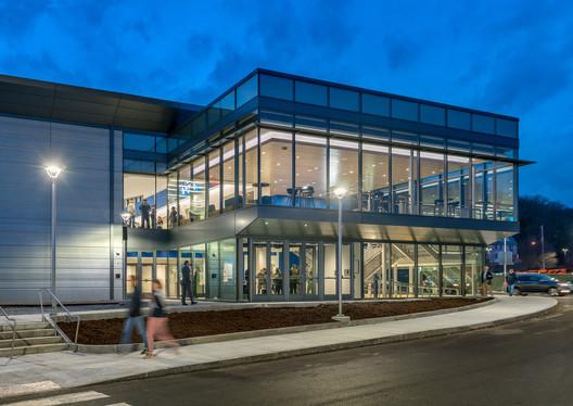 AR02180108LG Massachusetts' LEED Platinum Award Winning Arena Named US' Most Environmentally Sustainable Architecture