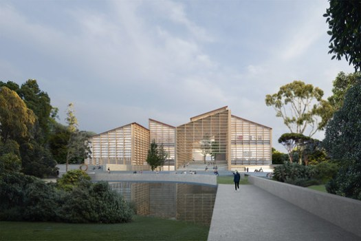 © David Chipperfield Architects and SJB / Malcolm Reading Consultants
